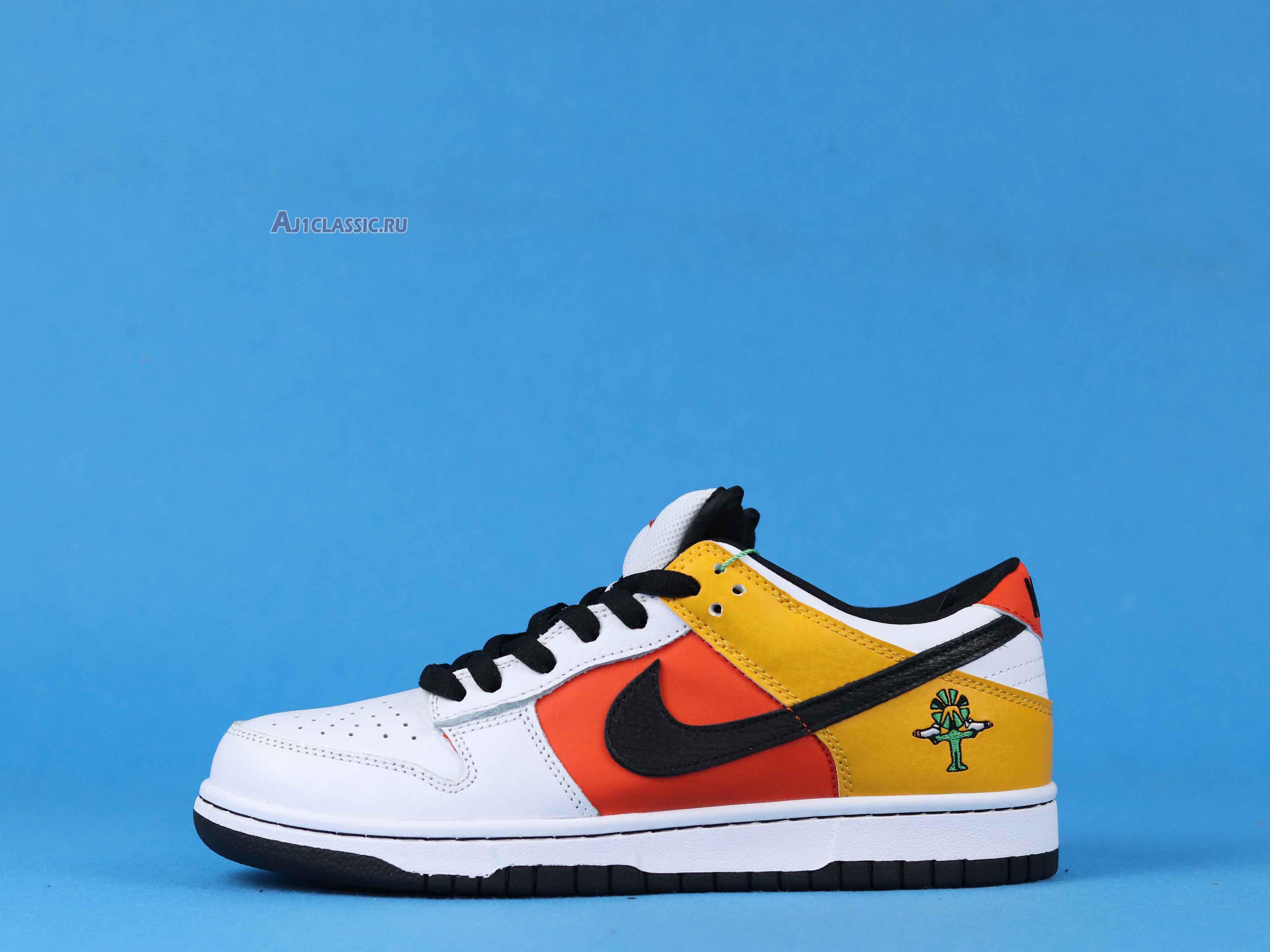 "Nike Dunk Low Pro SB ""Raygun"" 304292-802"