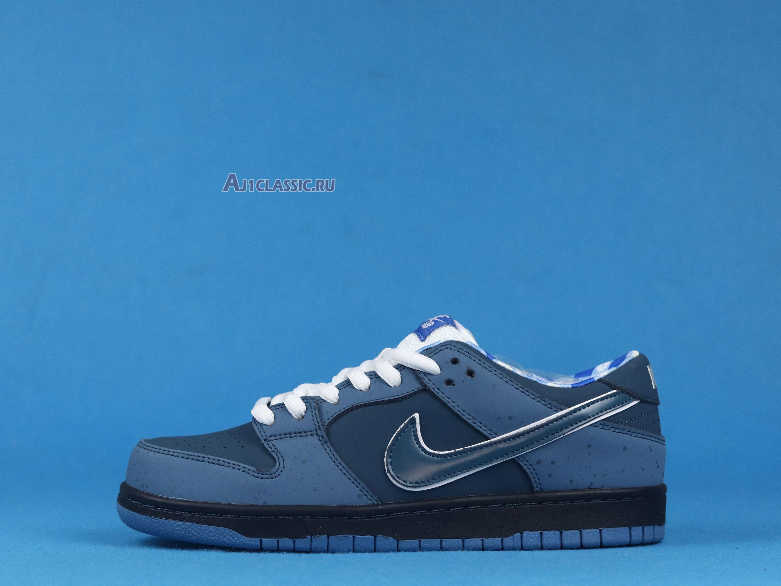"Nike Dunk Low Premium SB ""Blue Lobster"" 313170-342"