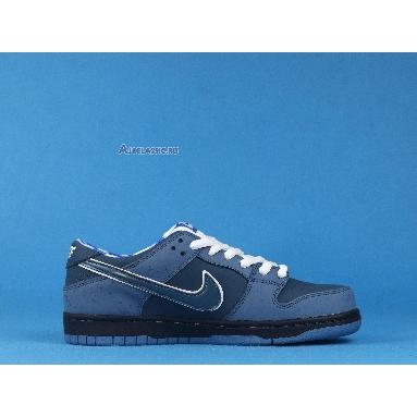 Nike Dunk Low Premium SB Blue Lobster 313170-342 Nightshade/Dark Slate Sneakers