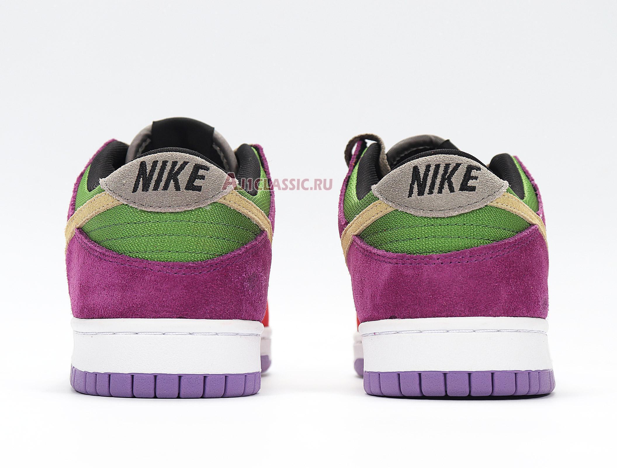 "Nike Dunk Low SP Retro ""Viotech"" 2019 CT5050-500"