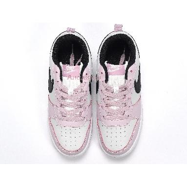 Nike Court Borough Low 2 GS Photon Dust Off Noir BQ5448-005 Photon Dust/Off Noir Sneakers