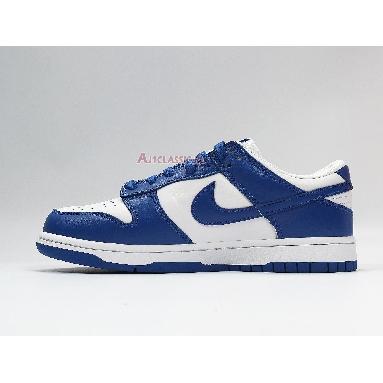 Nike Dunk Low Retro SP Kentucky CU1726-100 White/Varsity Royal/Blue Sneakers