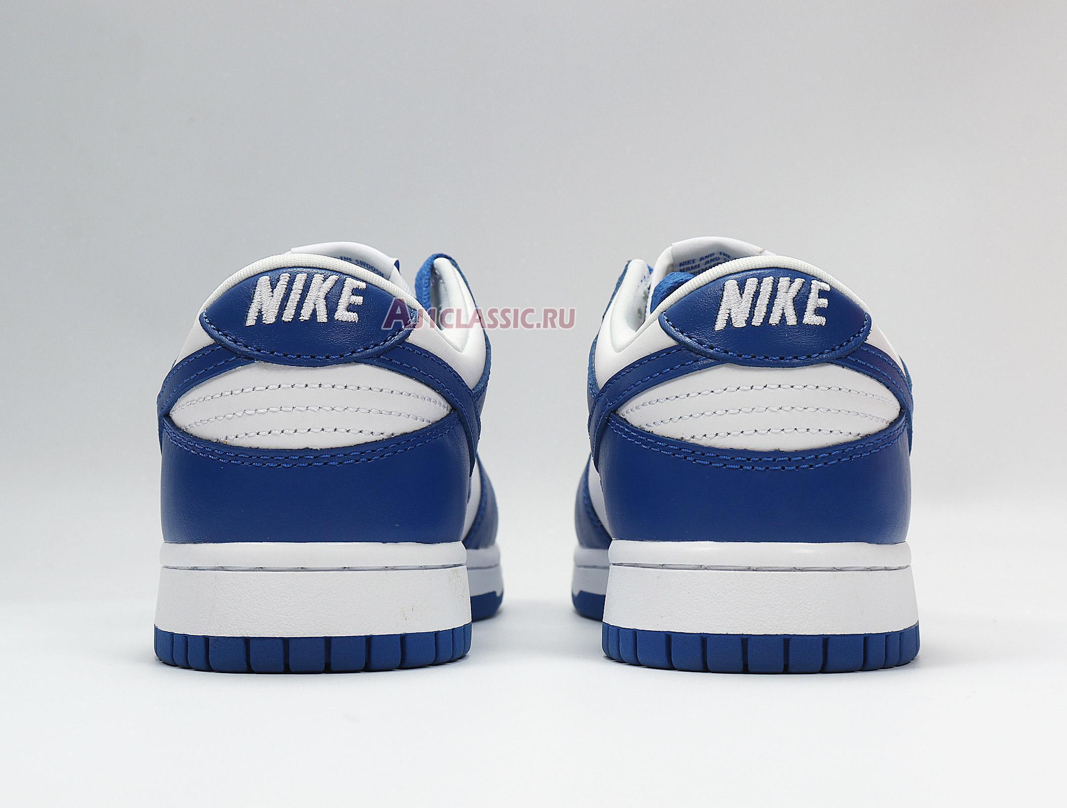 """Nike Dunk Low Retro SP """"Kentucky"""" CU1726-100"""