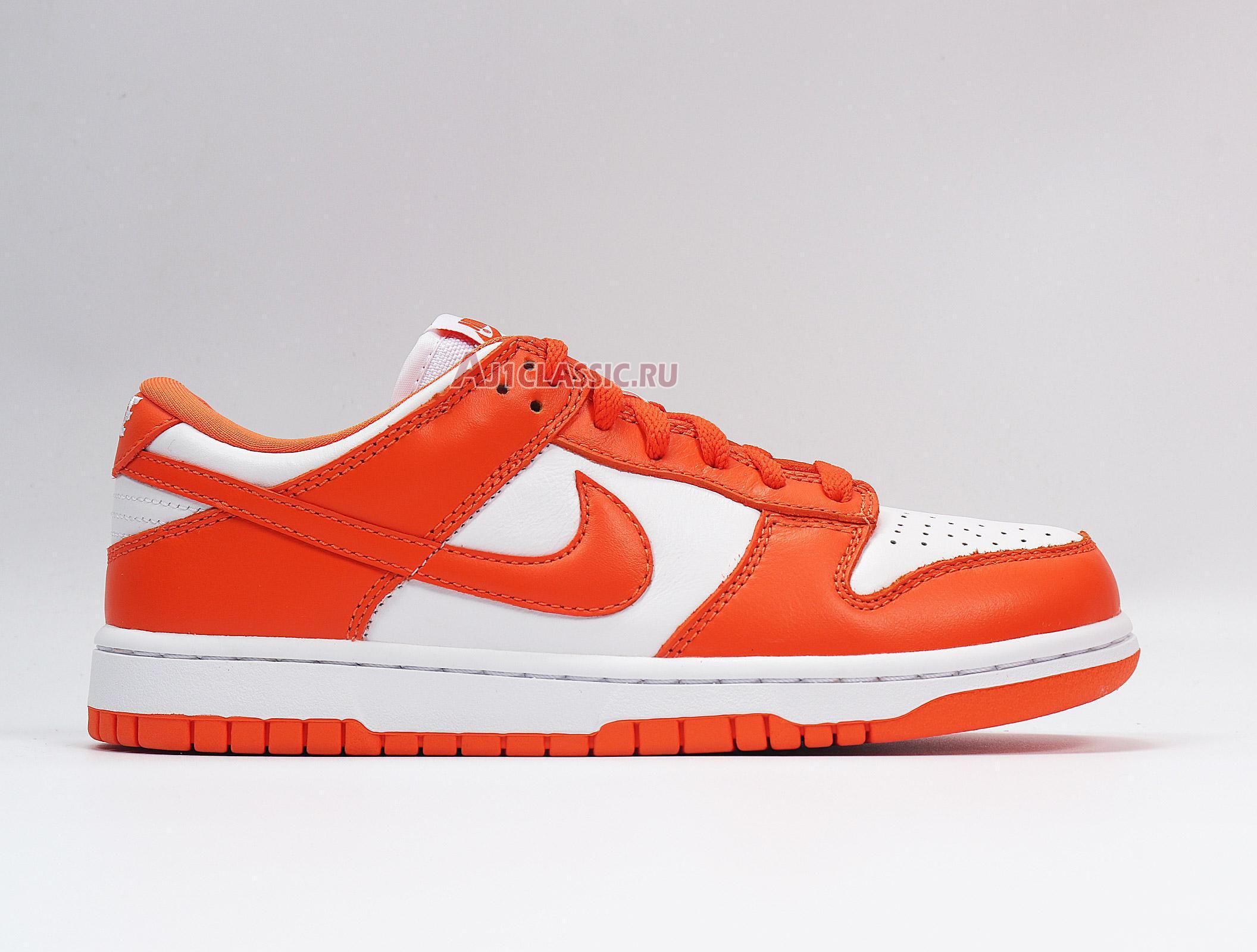 "Nike Dunk Low Retro SP ""Syracuse"" CU1726-101"