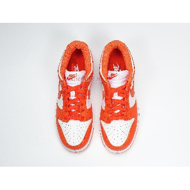 Nike Dunk Low Retro SP Syracuse CU1726-101 White/Orange Blaze Sneakers