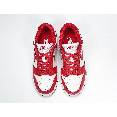 Nike Dunk Low Retro SP St Johns CU1727-100 White/University Red Sneakers