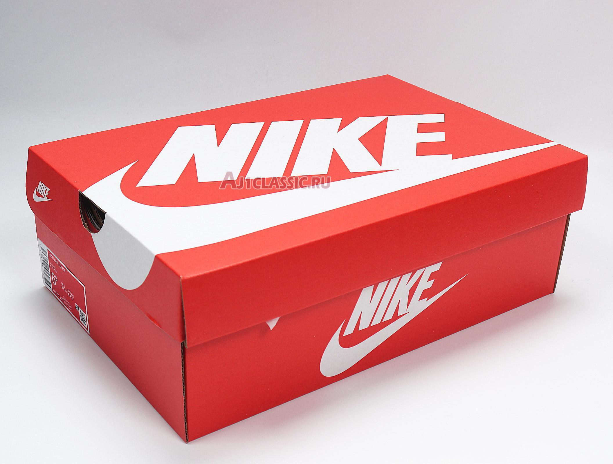 "Nike Dunk Low Retro SP ""St Johns"" CU1727-100"