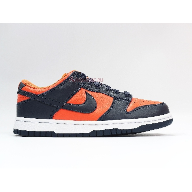 Nike Dunk Low SP Champ Colors CU1727-800 University Orange/Marine-Marine Sneakers