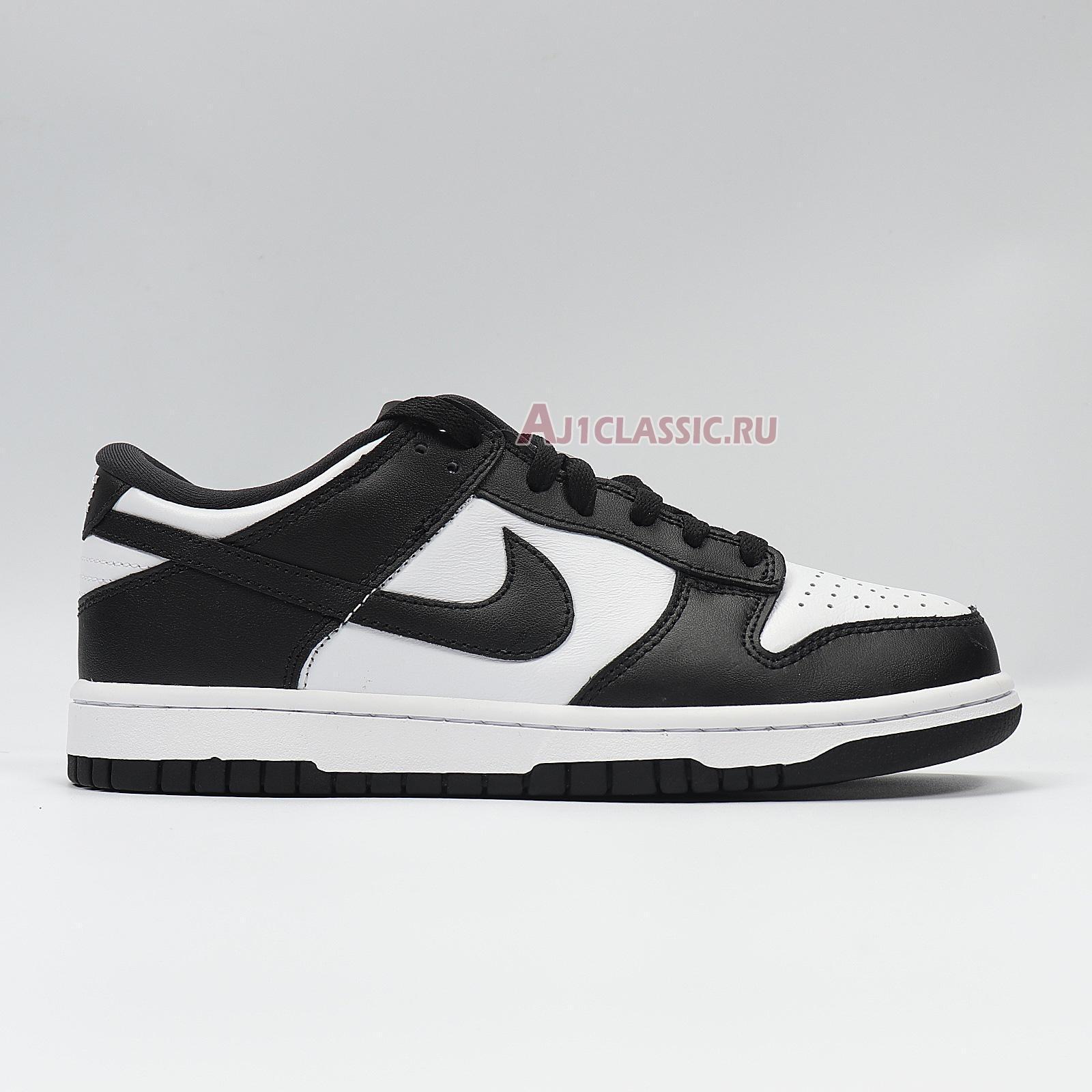"Nike Dunk Low Retro SP ""Black"" CU1726-001"
