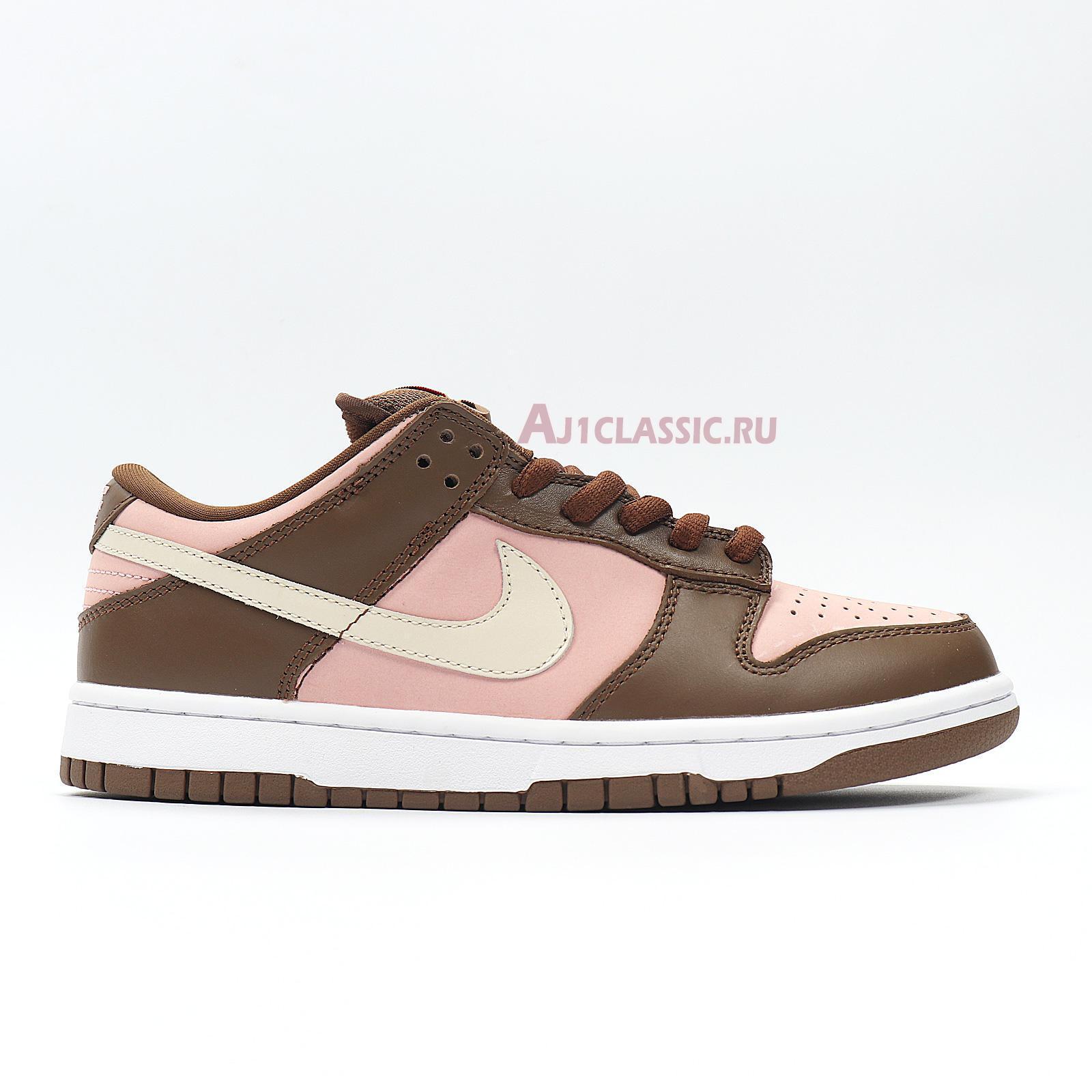 "Nike Stüssy x Dunk Low Pro SB ""Cherry"" 304292-671"