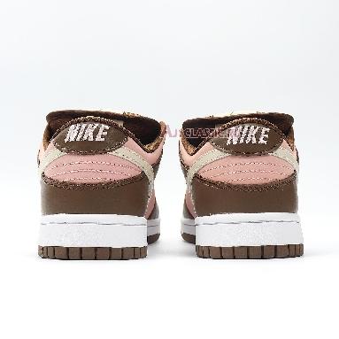 Nike Stüssy x Dunk Low Pro SB Cherry 304292-671 Dark Khaki/Shy Pink-Vanilla Sneakers