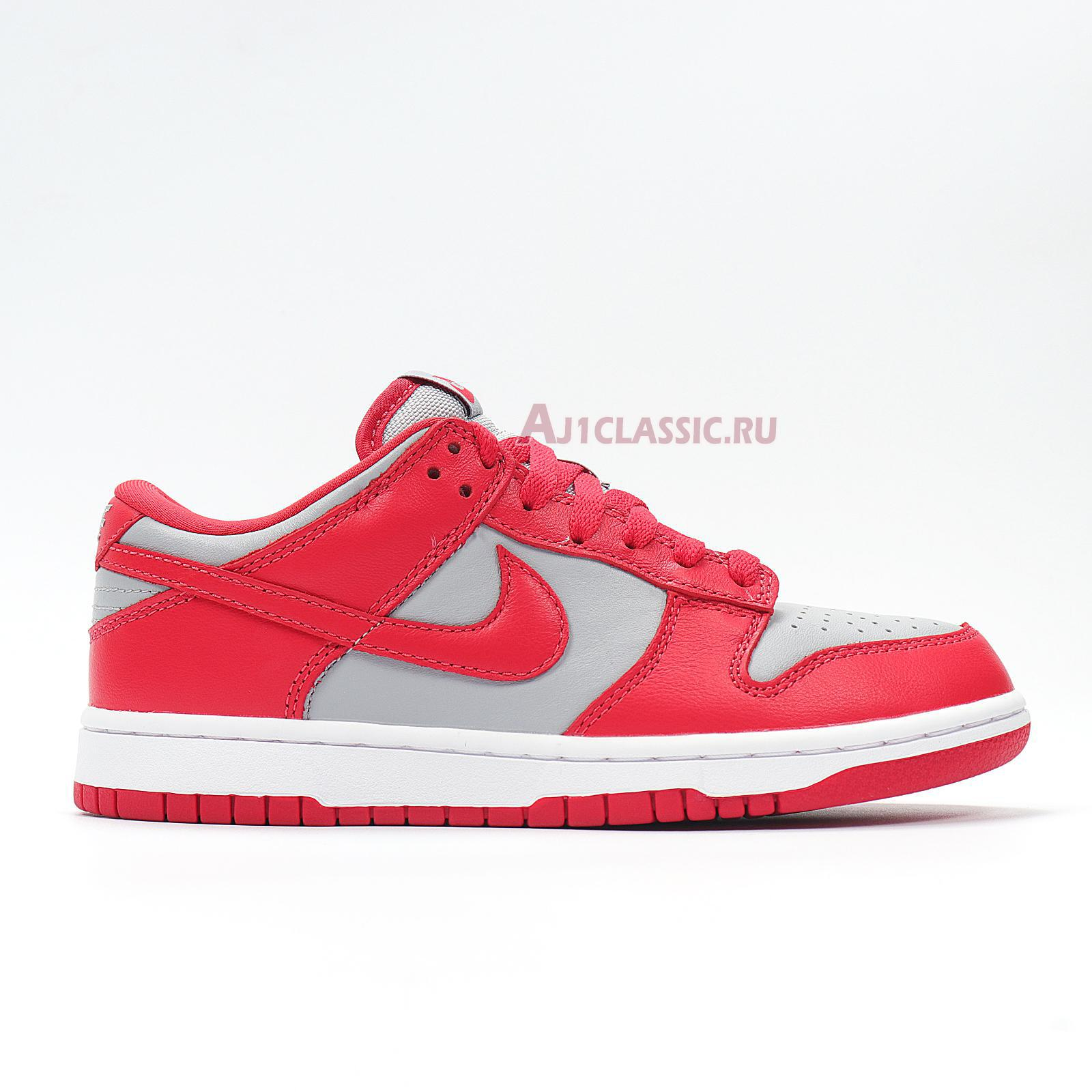 "Nike SB Dunk Low ""Red Grey"" CU1726-600"