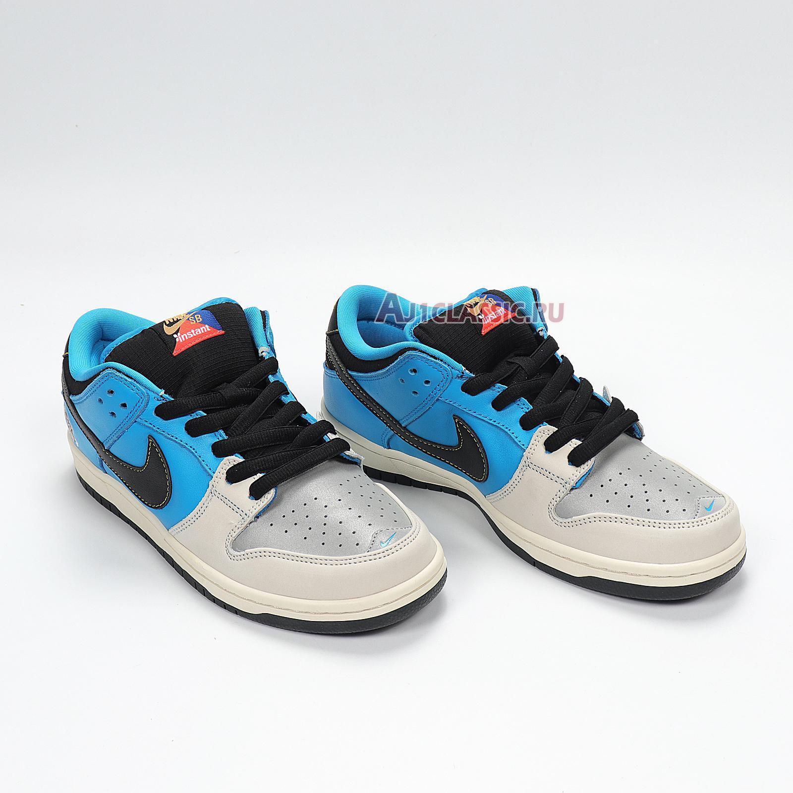 Instant Skateboards x Nike SB Dunk Low CZ5128-400