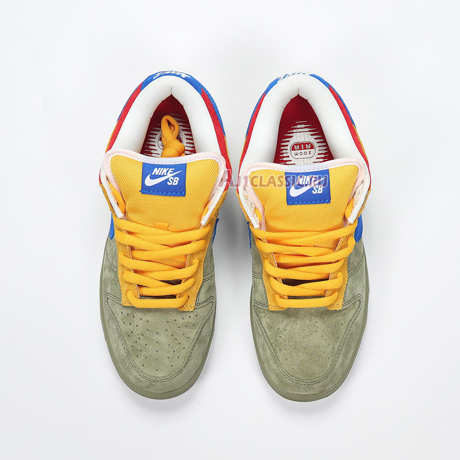 "Nike Dunk Low Premium SB ""Puff N Stuff"" 313170-341"
