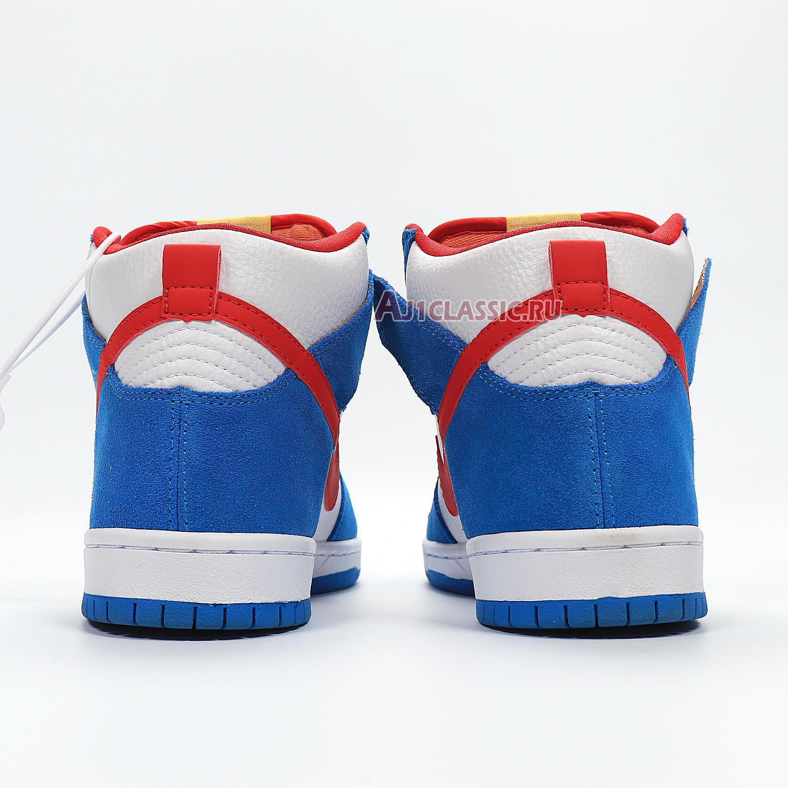 """Nike Dunk High SB """"Doraemon"""" CI2692-400"""