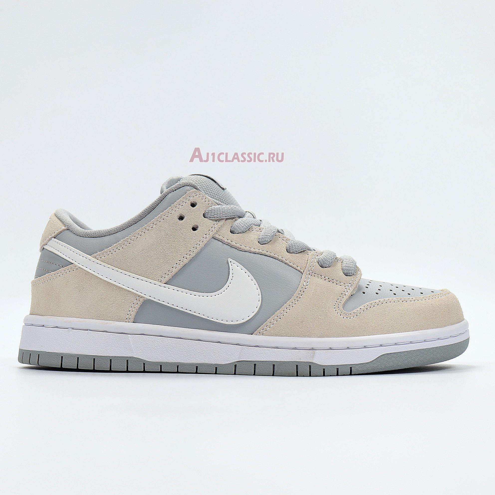 "Nike Dunk Low SB ""Summit White"" AR0778-110"
