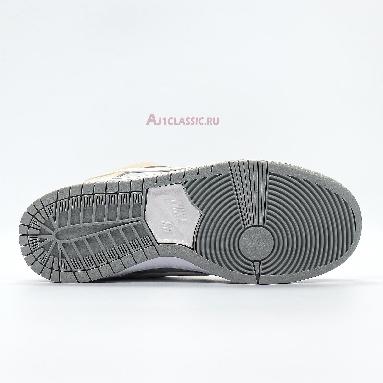 Nike Dunk Low SB Summit White AR0778-110 Summit White/White-Wolf Grey Sneakers