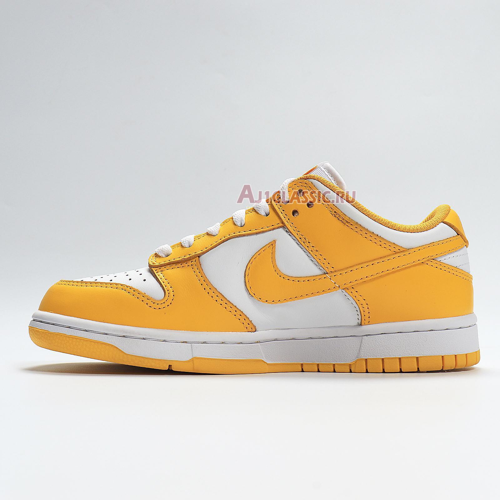 """Nike Dunk Low """"Laser Orange"""" CU1726-901"""
