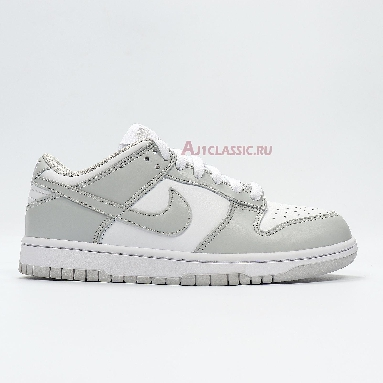 Nike Dunk Low Photon Dust CU1726-201 White/Photon Dust Sneakers