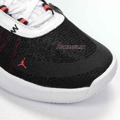 Air Jordan Jumpman 2020 PF Red Orbit BQ3448-100 White/Black/Red Orbit/Metallic Silver Sneakers