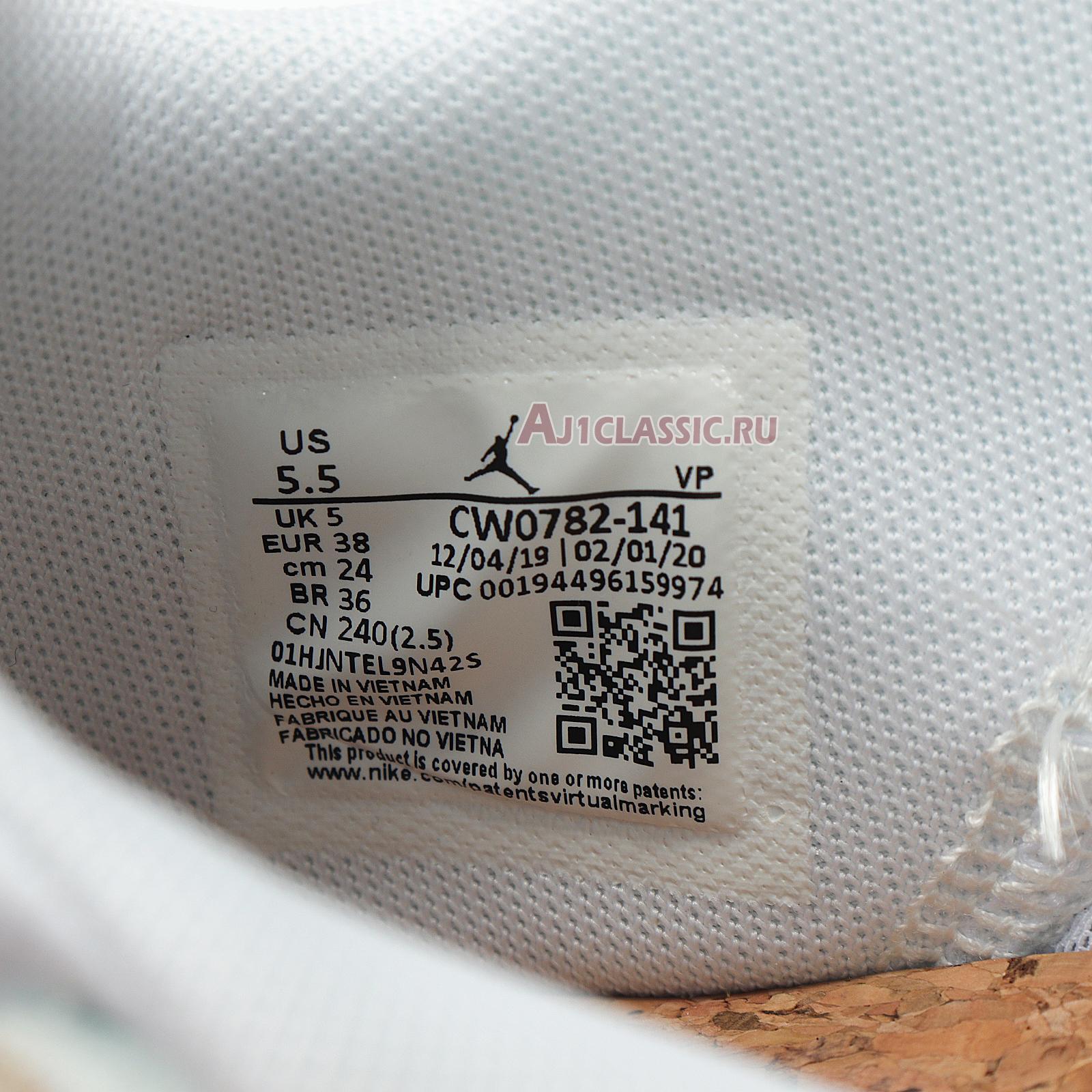 """Air Jordan Delta SP """"Sail"""" CW0782-141"""