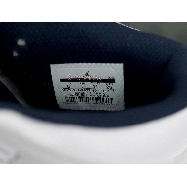 Air Jordan Legacy 312 Dream Team AV3922-101 White/Midnight Navy-Varsity Red Sneakers