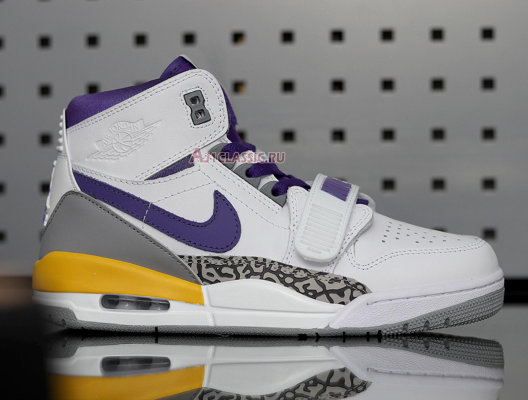 """Air Jordan Legacy 312 """"Lakers"""" AV3922-157"""