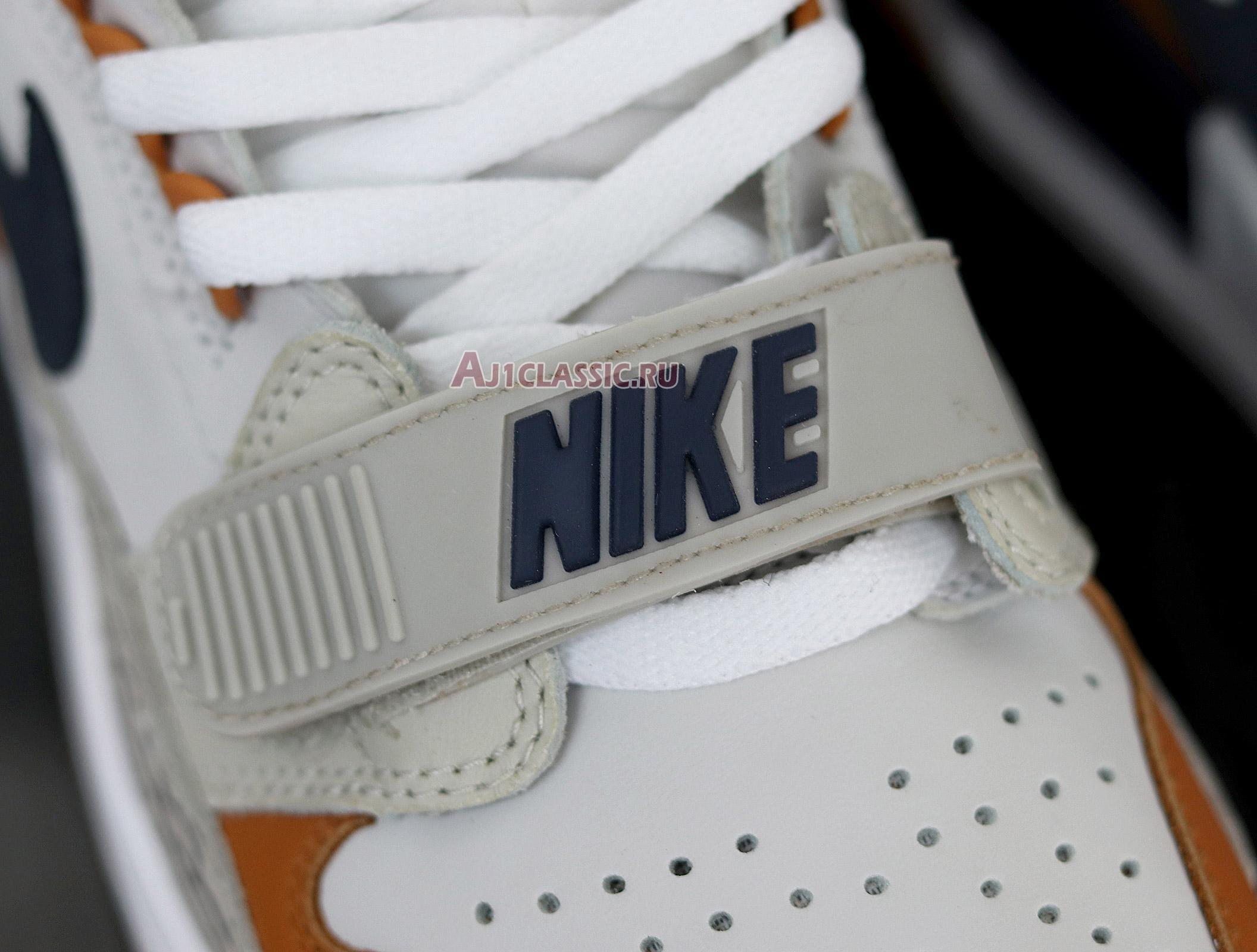 "Just Don x Air Jordan Legacy 312 ""Medicine Ball"" AQ4160-140"