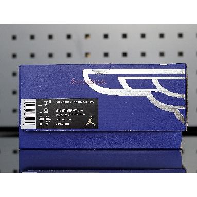 Just Don x Air Jordan Legacy 312 Medicine Ball AQ4160-140 White/Midnight Navy-Ginger Sneakers