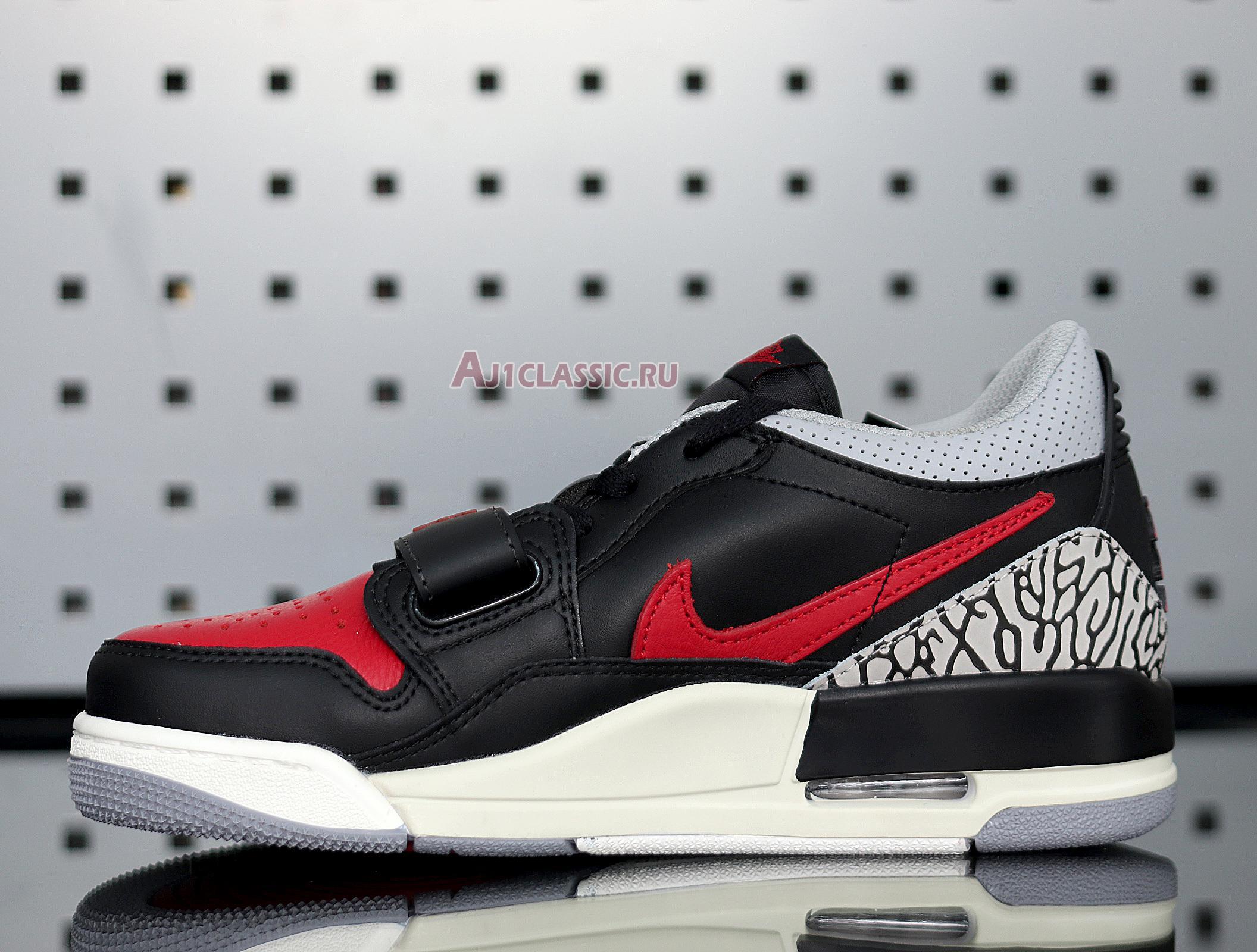 """Air Jordan Legacy 312 Low """"Bred Cement"""" CD9054-006"""