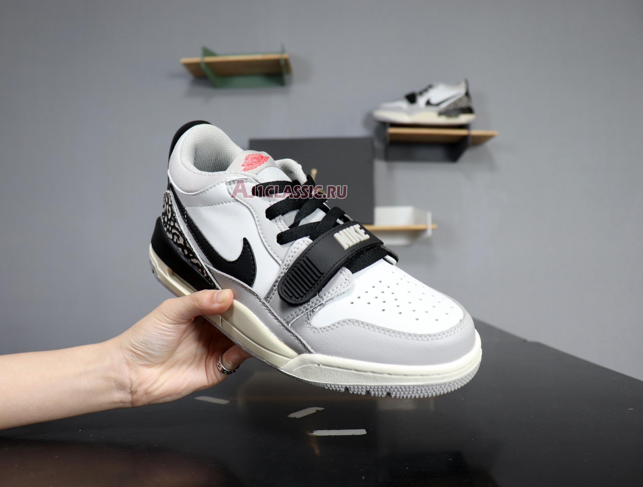 "Air Jordan Legacy 312 Low ""Tech Grey Cement"" CD9054-101"