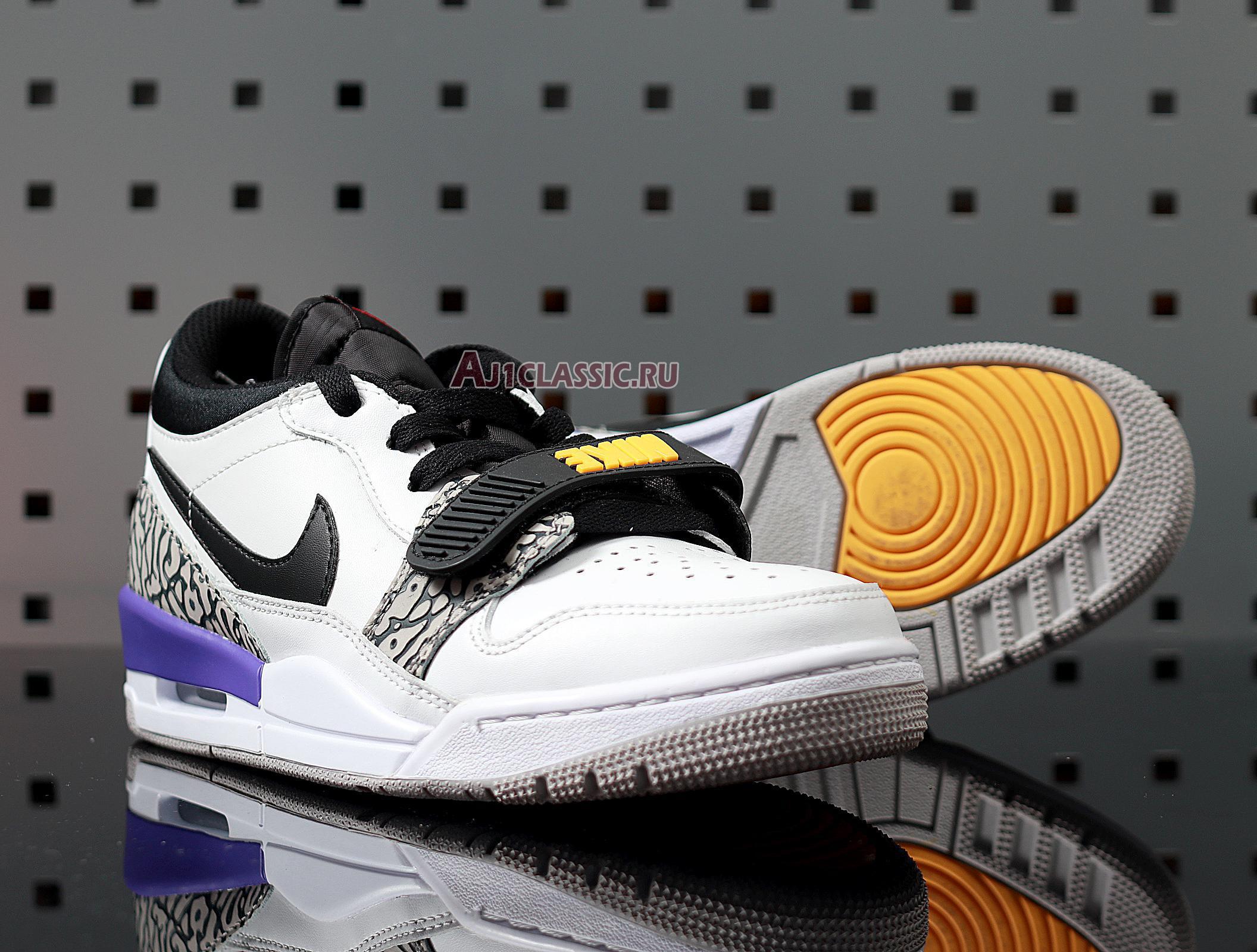 """Air Jordan Legacy 312 Low """"Lakers"""" CD7069-108"""