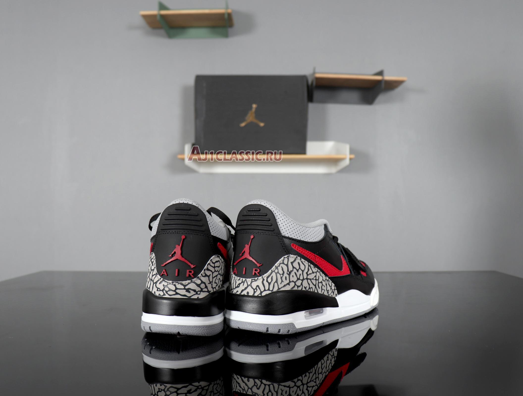 """Air Jordan Legacy 312 Low PS """"Bred Cement"""" CD7069-006"""
