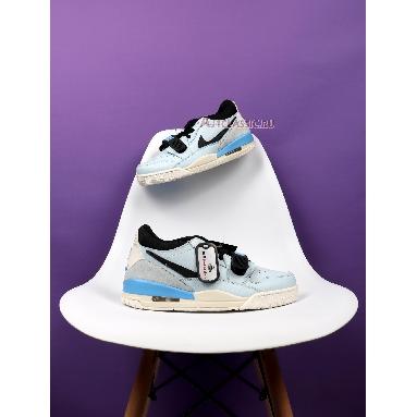 Air Jordan Legacy 312 Low Pale Blue CD7069-400 Pale Blue/Black-Sail-University Blue Sneakers