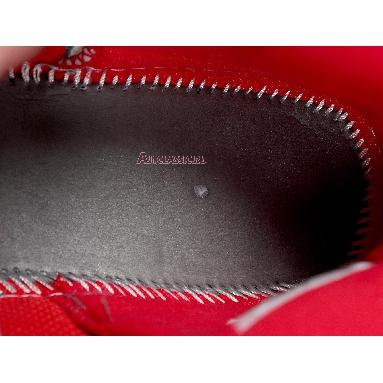 Air Jordan 34 Wrapping Paper Christmas PE BQ3381-301 Red/Green/Grey Sneakers