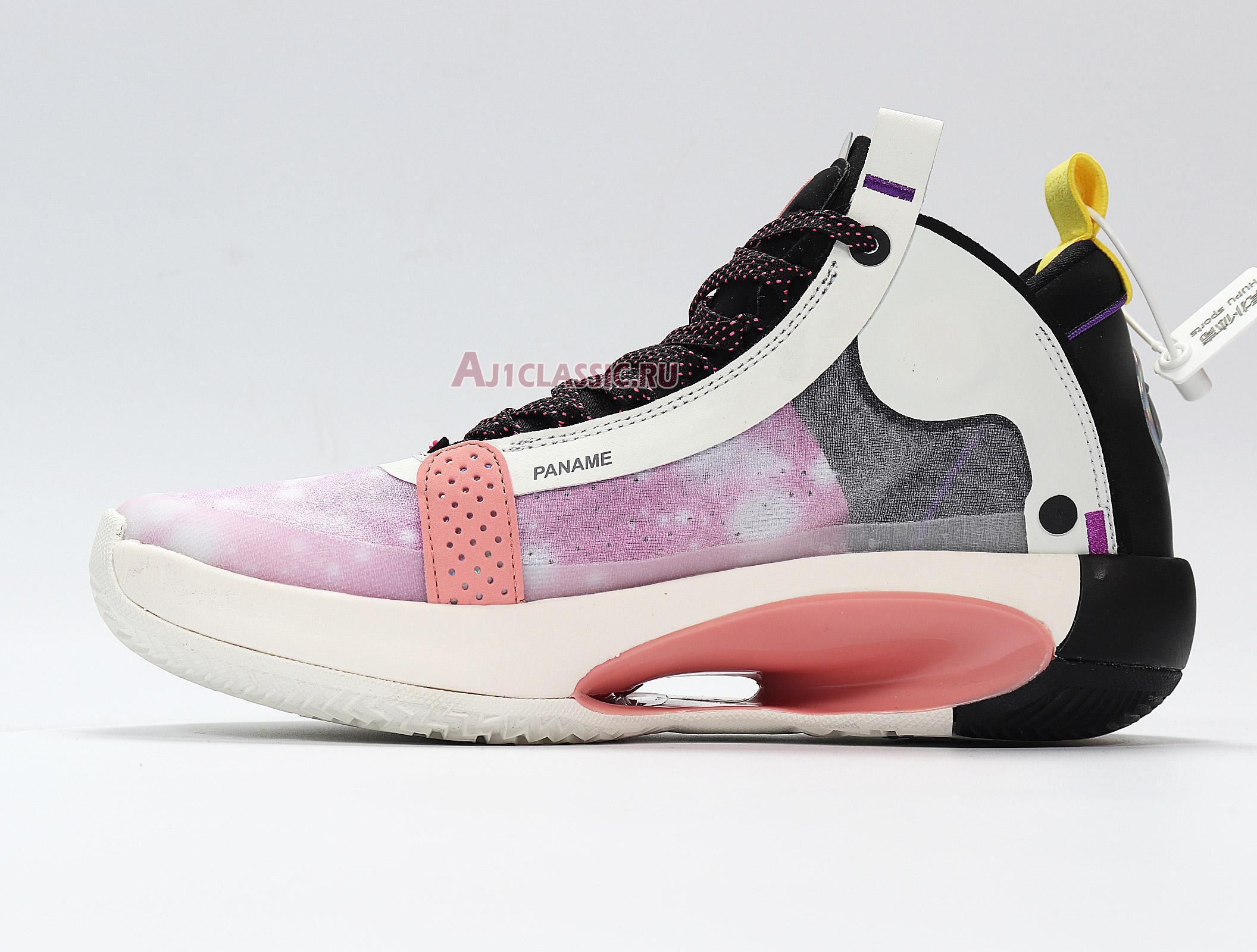 """NBA x Air Jordan 34 """"Paris Game 2020"""" CZ7752-601"""