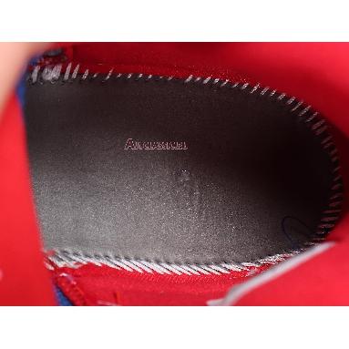 Air Jordan 34 PF Captain America BQ3381-123 Blue/Red/White Sneakers