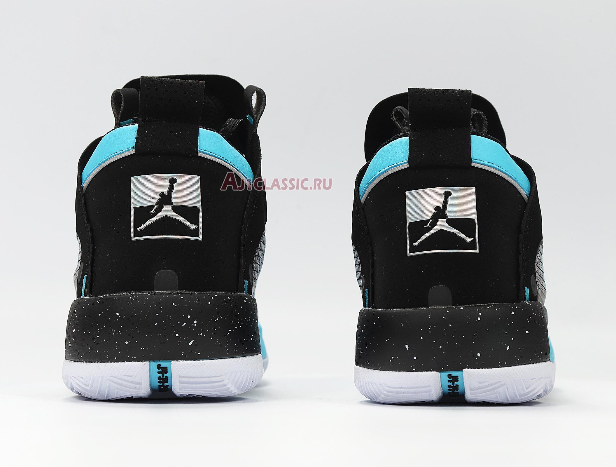"Air Jordan 34 PF ""Starry Sky"" BQ3381-102"