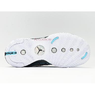 Air Jordan 34 PF Starry Sky BQ3381-102 Blue/Black/White Sneakers