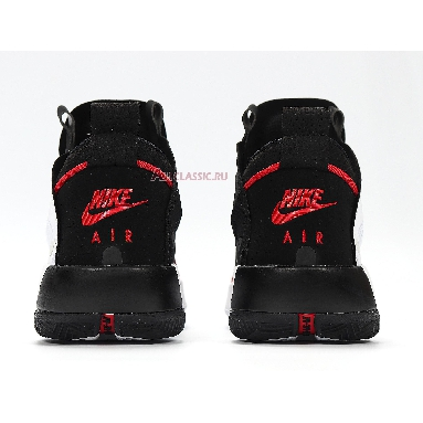 Air Jordan 34 Chicago AR3240-100 White/Orbit Red/Black Sneakers