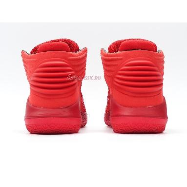 Air Jordan 32 PF Rosso Corsa AH3348-601 Gym Red/Black Sneakers