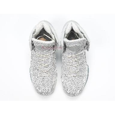 Air Jordan 32 PF Pure Platinum AH3348-007 Pure Platinum/Hyper Royal Sneakers