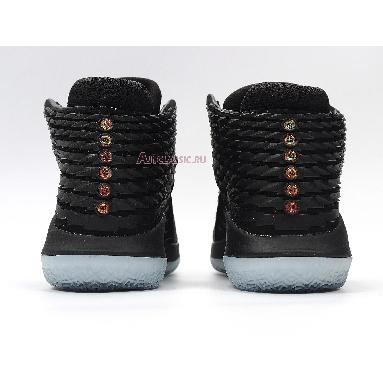 Air Jordan 32 PF Black Cat AA1253-003 Black/Multi-Color-Metallic Silver Sneakers