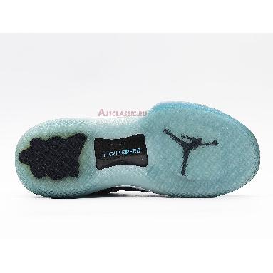Air Jordan 32 Low PF Win Like 82 AH3347-401 University Blue/Midnight Navy-White Sneakers