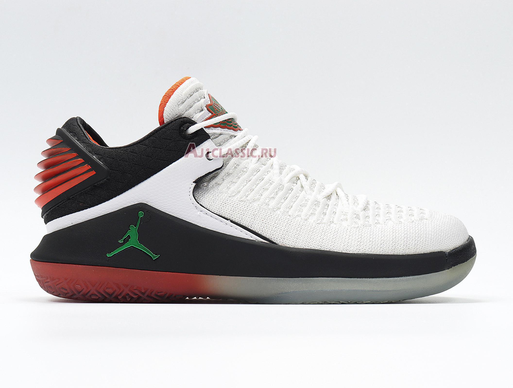 """Air Jordan 32 Low PF """"Gatorade"""" AH3347-100"""