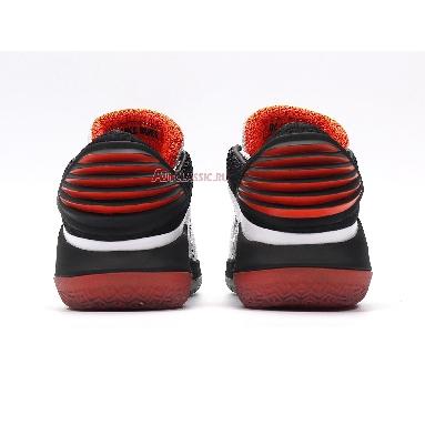 Air Jordan 32 Low PF Gatorade AH3347-100 Summit White/Black-Team Orange Sneakers