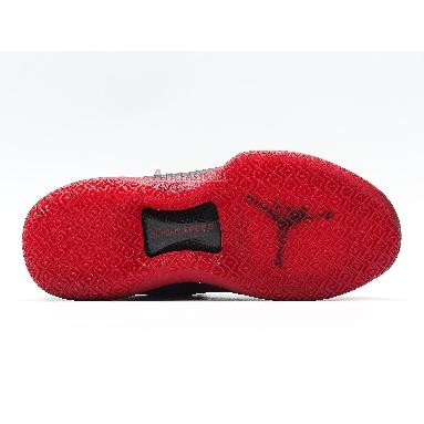 Air Jordan 32 Low PF Last Shot AH3347-003 Black/Gym Red-Tour Yellow Sneakers