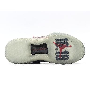 Air Jordan 32 MJ Day AA1253-001 Black/University Red Sneakers