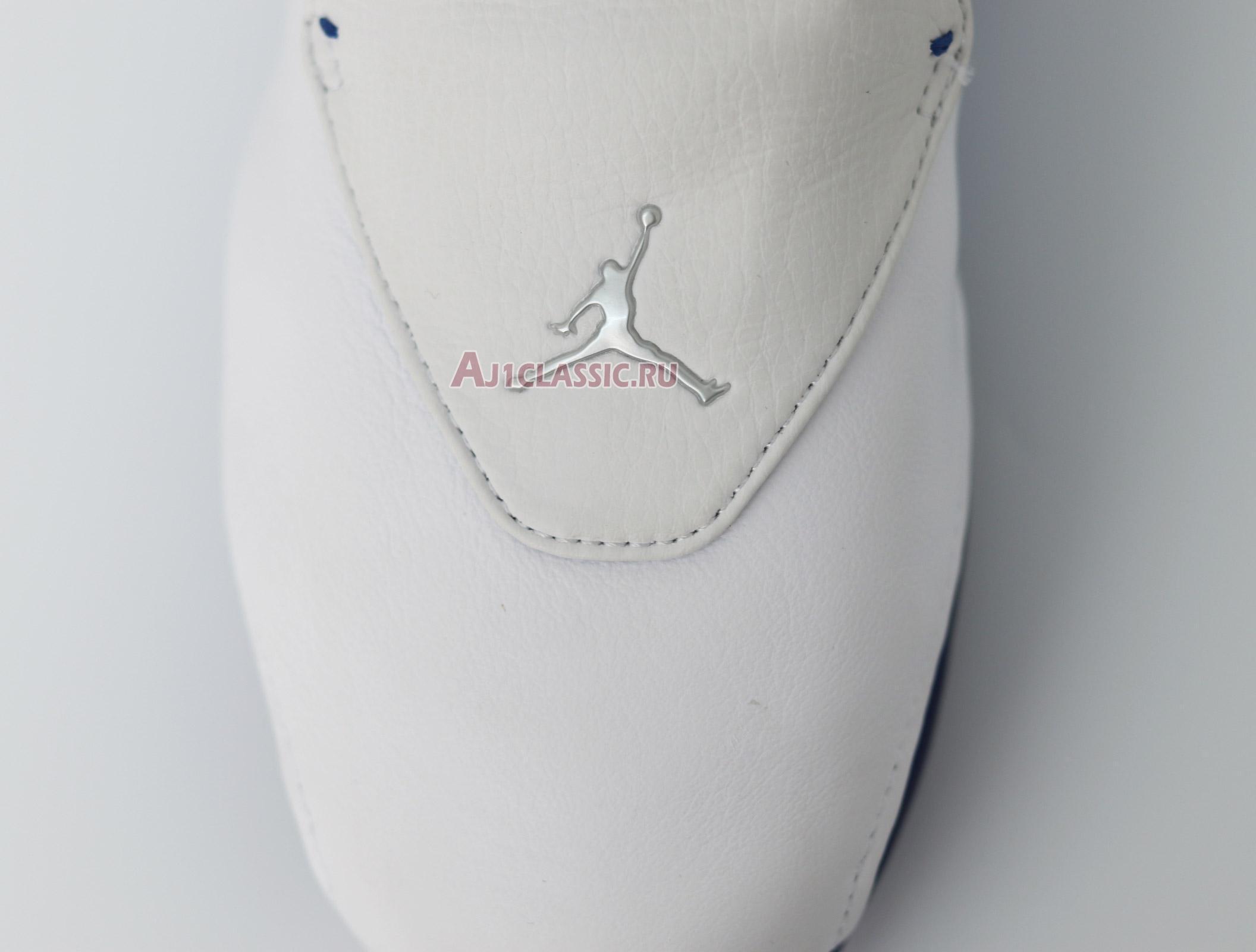 "Air Jordan 18 Retro ""White Sport Royal"" AA2494-106"