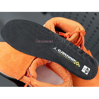 Air Jordan 18 Retro Orange Suede AA2494-801 Campfire Orange/Campfire Orange-Sail Sneakers